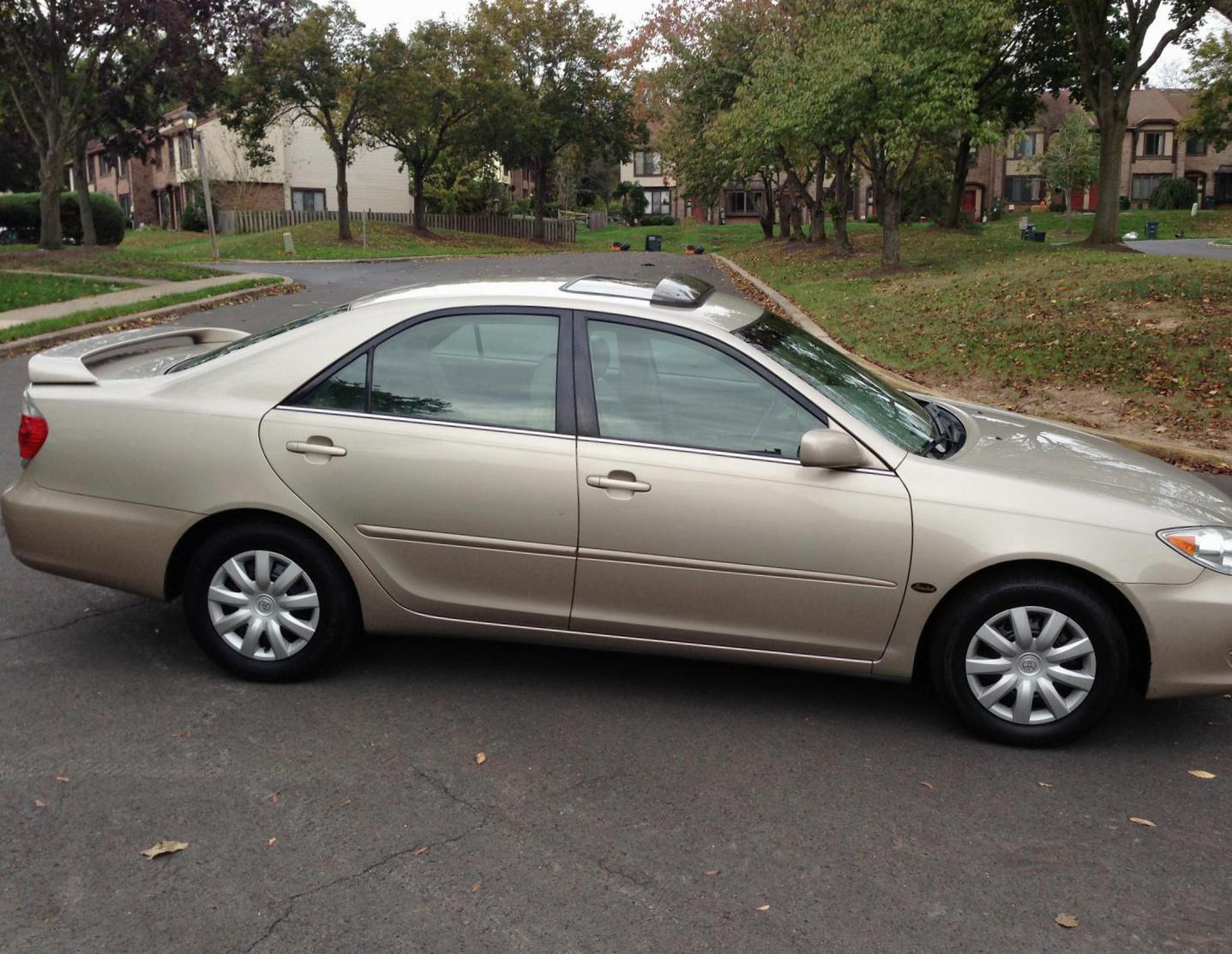 Camry Toyota new 2010