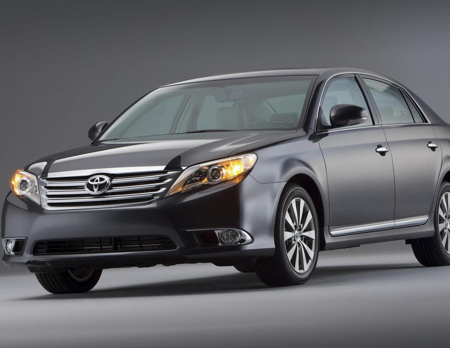 Avalon Toyota Specifications 2104
