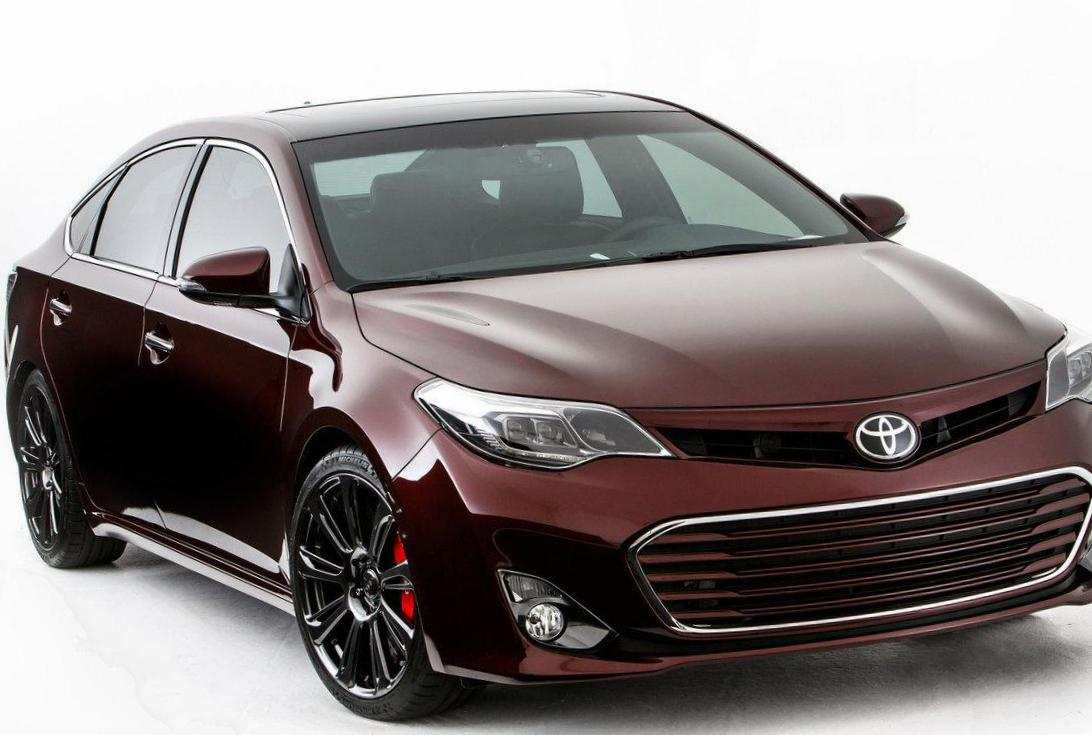 Toyota Avalon Specifications suv