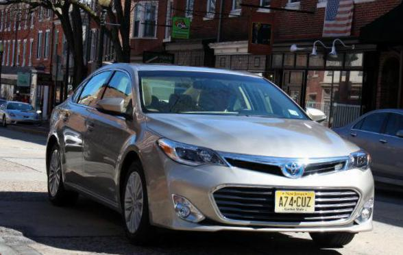 Toyota Avalon Hybrid new 2007