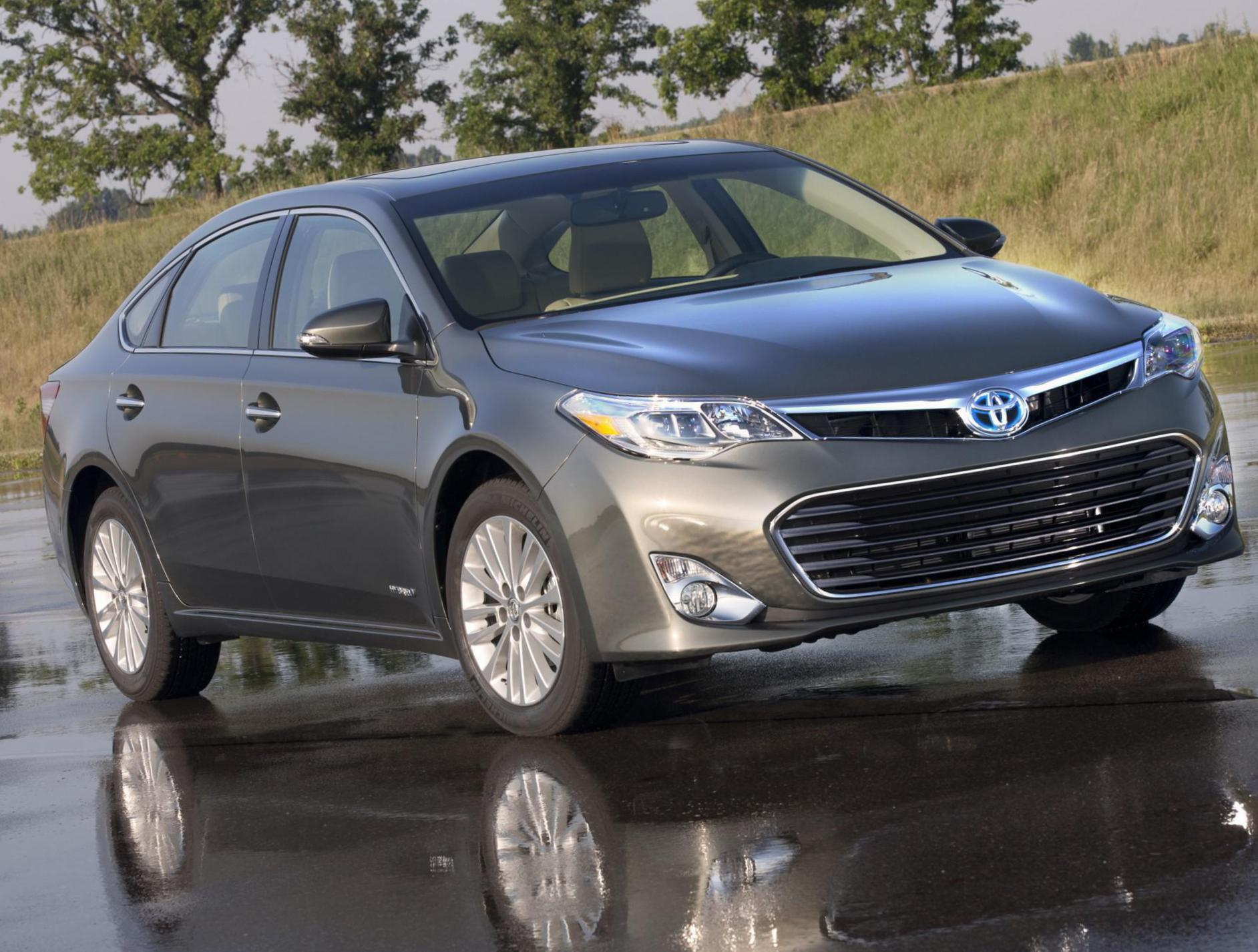 Toyota Avalon Hybrid Specifications coupe