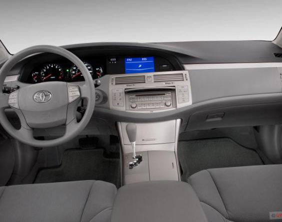 Avalon Toyota reviews 2014