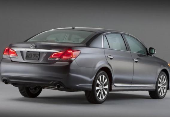 Toyota Avalon approved 2013