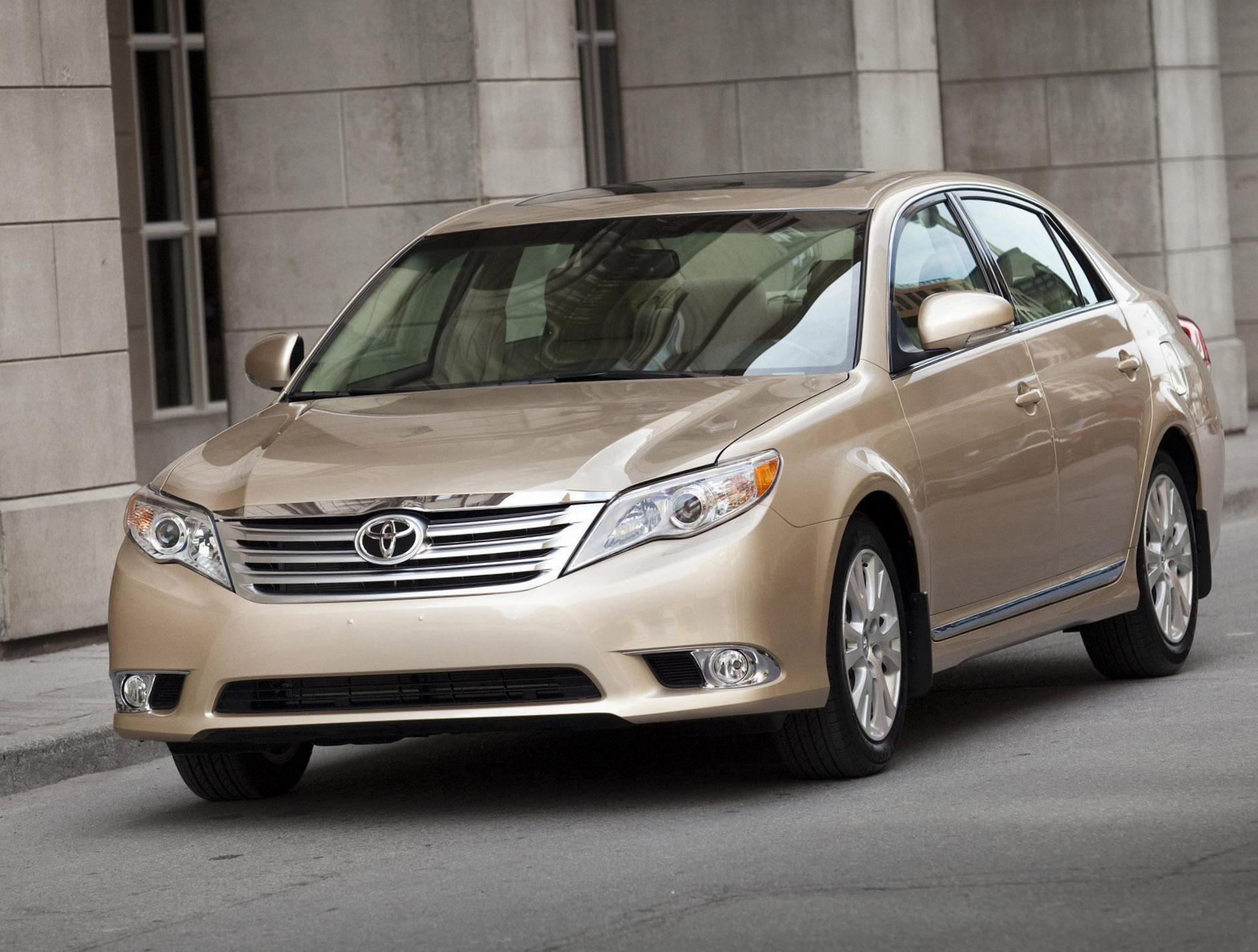 Toyota Avalon new 2014