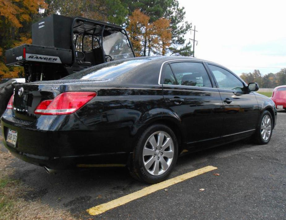Toyota Avalon for sale 2012