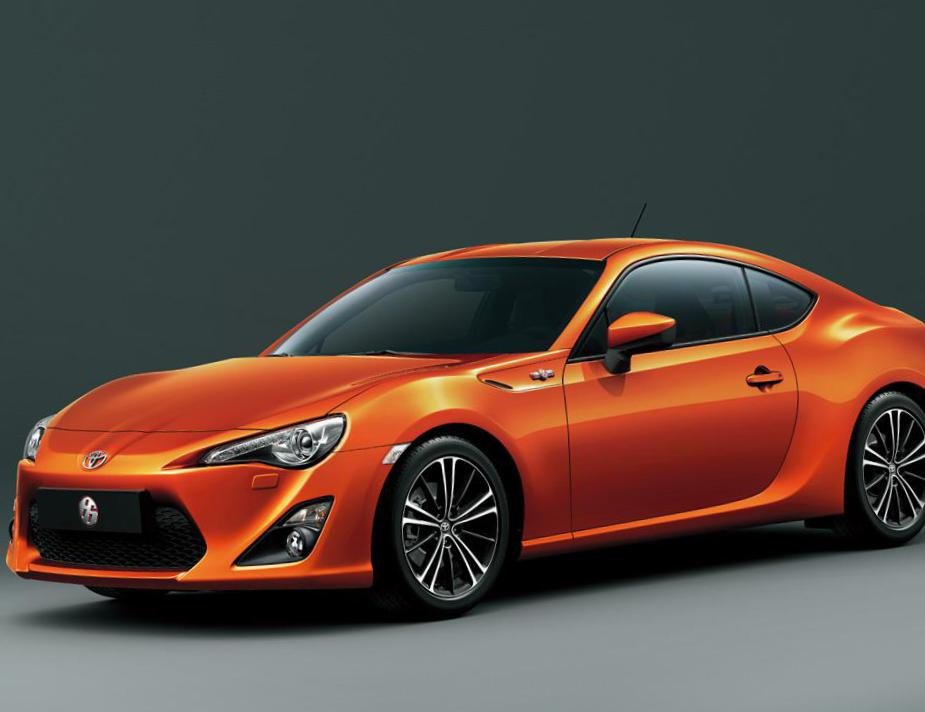 GT 86 Toyota new 2015
