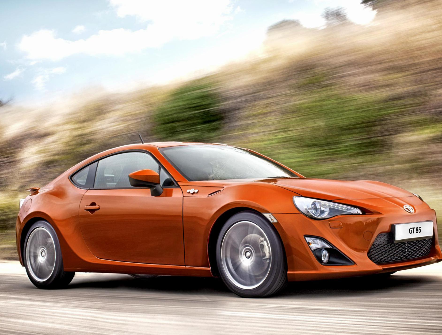 GT 86 Toyota Specification 2013