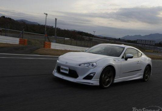 Toyota GT 86 used 2011