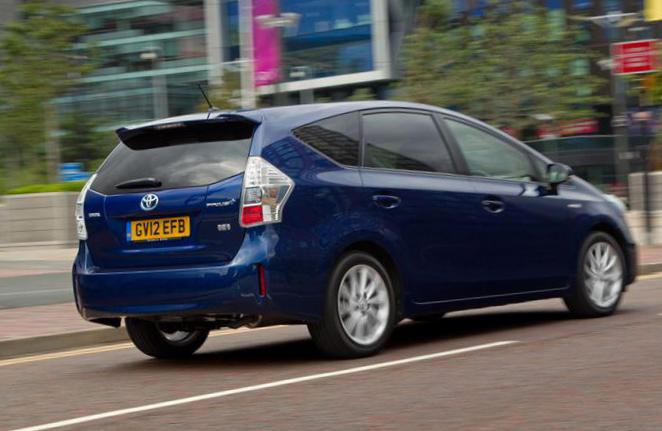 Prius+ Toyota Specification wagon
