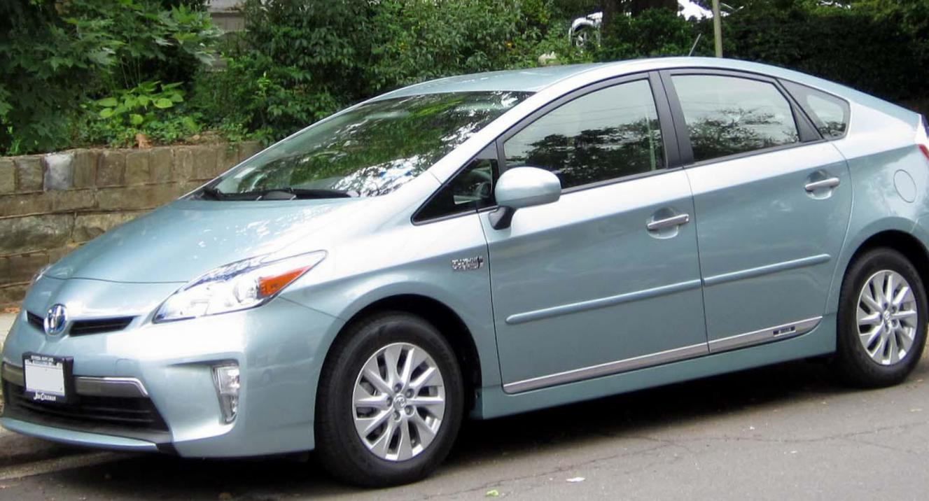 Prius Plug In Hybrid Toyota Models Coupe