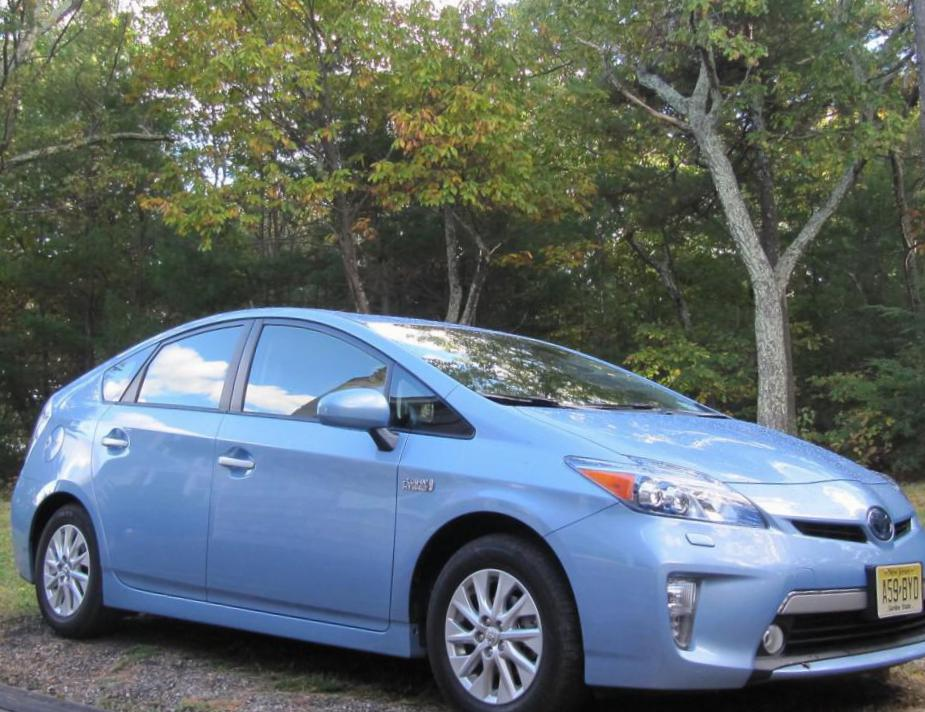 Prius Plug-in Hybrid Toyota Specifications 2013