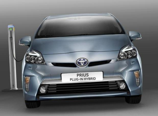 Toyota Prius Plug-in Hybrid new 2011