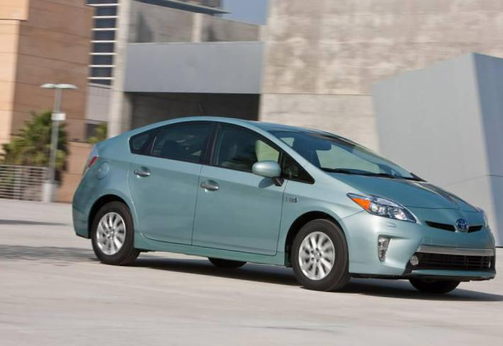 Toyota Prius Plug-in Hybrid prices sedan