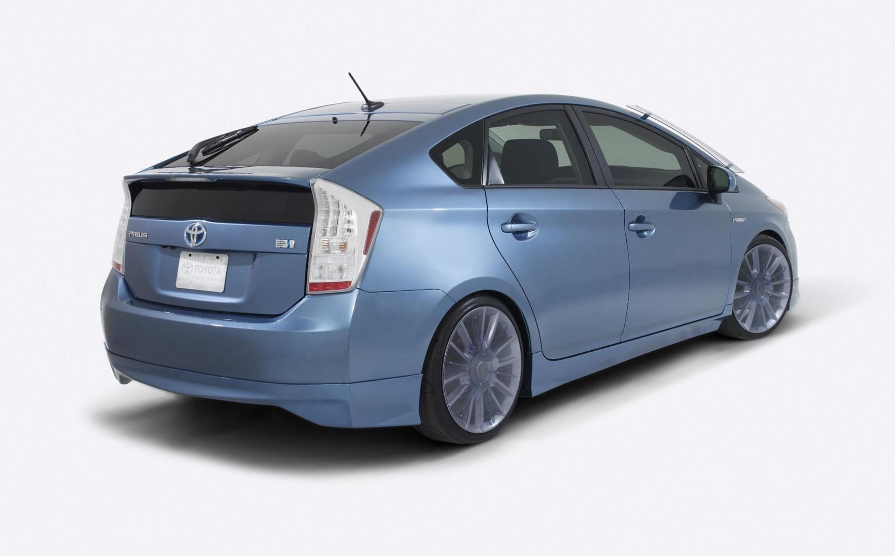 Prius Toyota how mach 2012