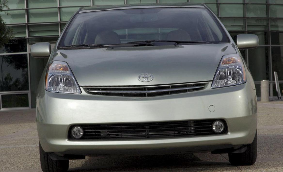 Toyota Prius how mach 2011