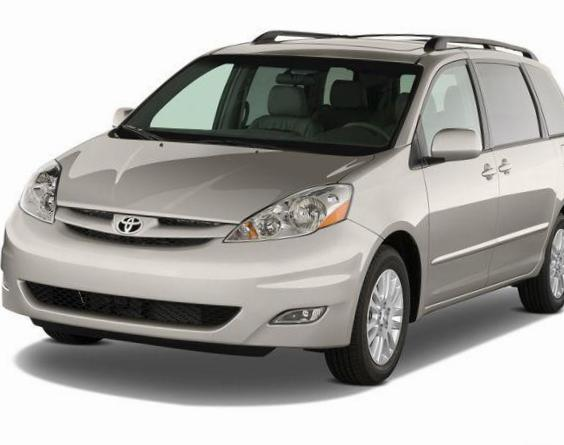 Toyota Sienna Specifications 2007