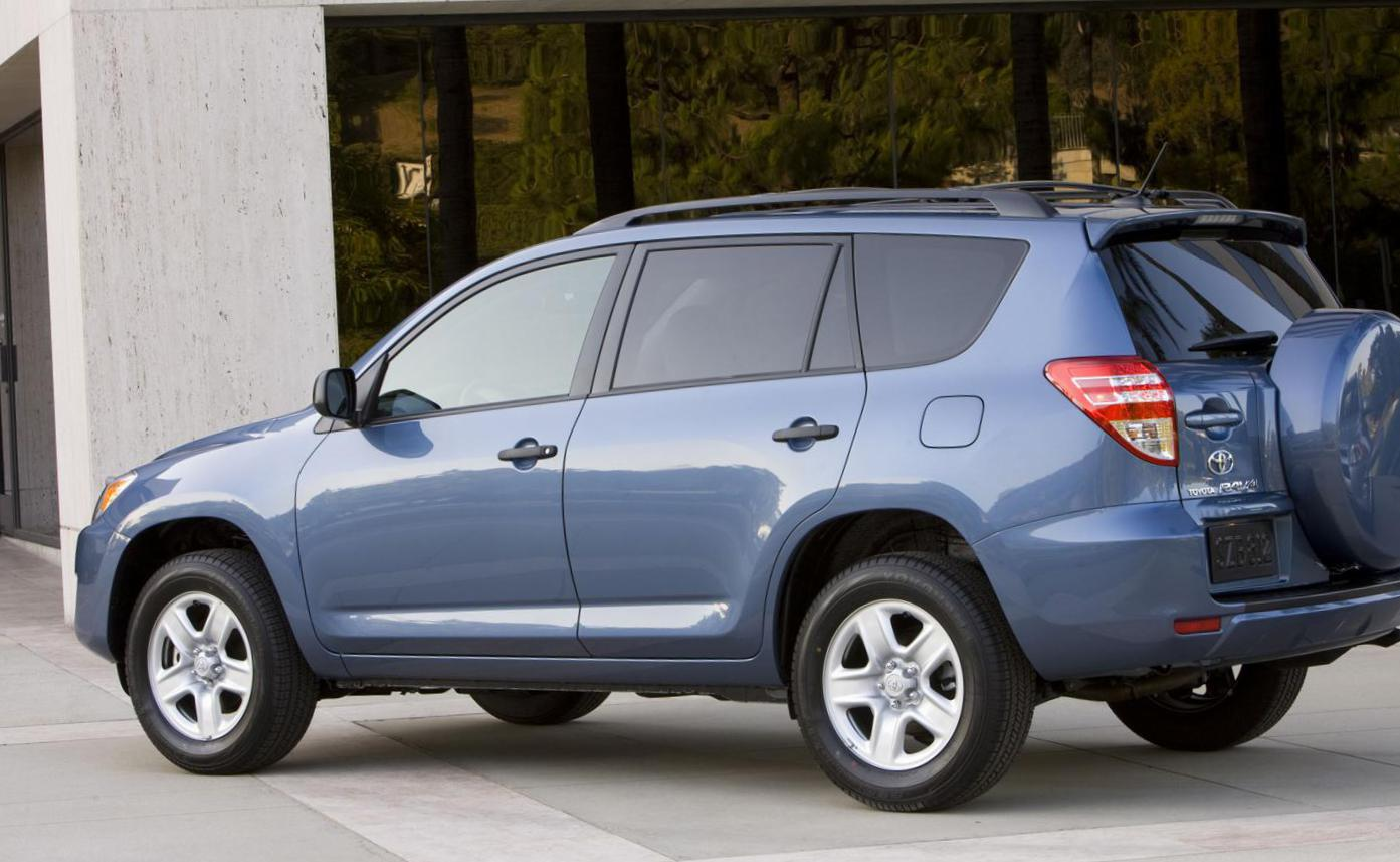 RAV4 Toyota reviews 2013