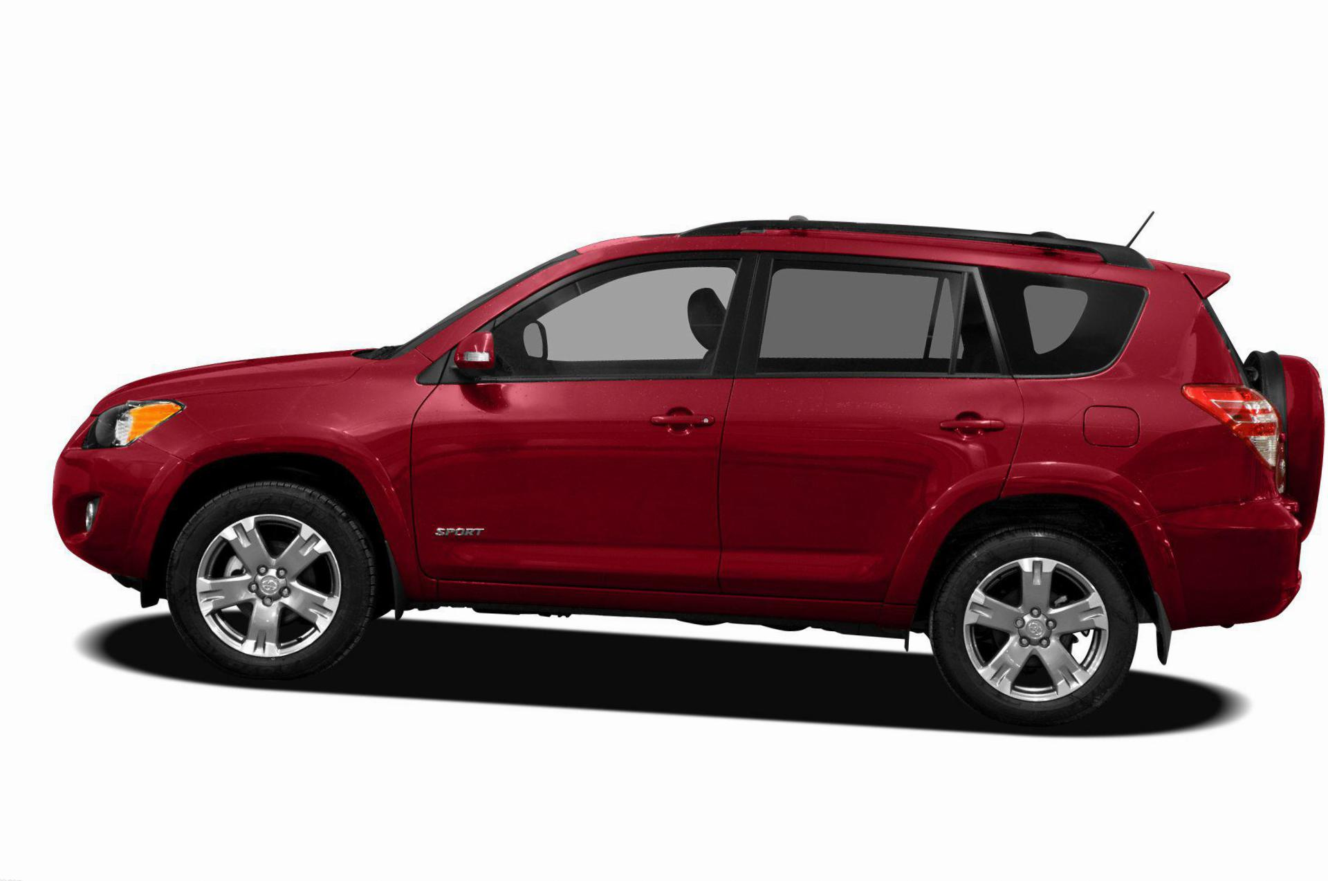 Toyota RAV4 reviews 2012