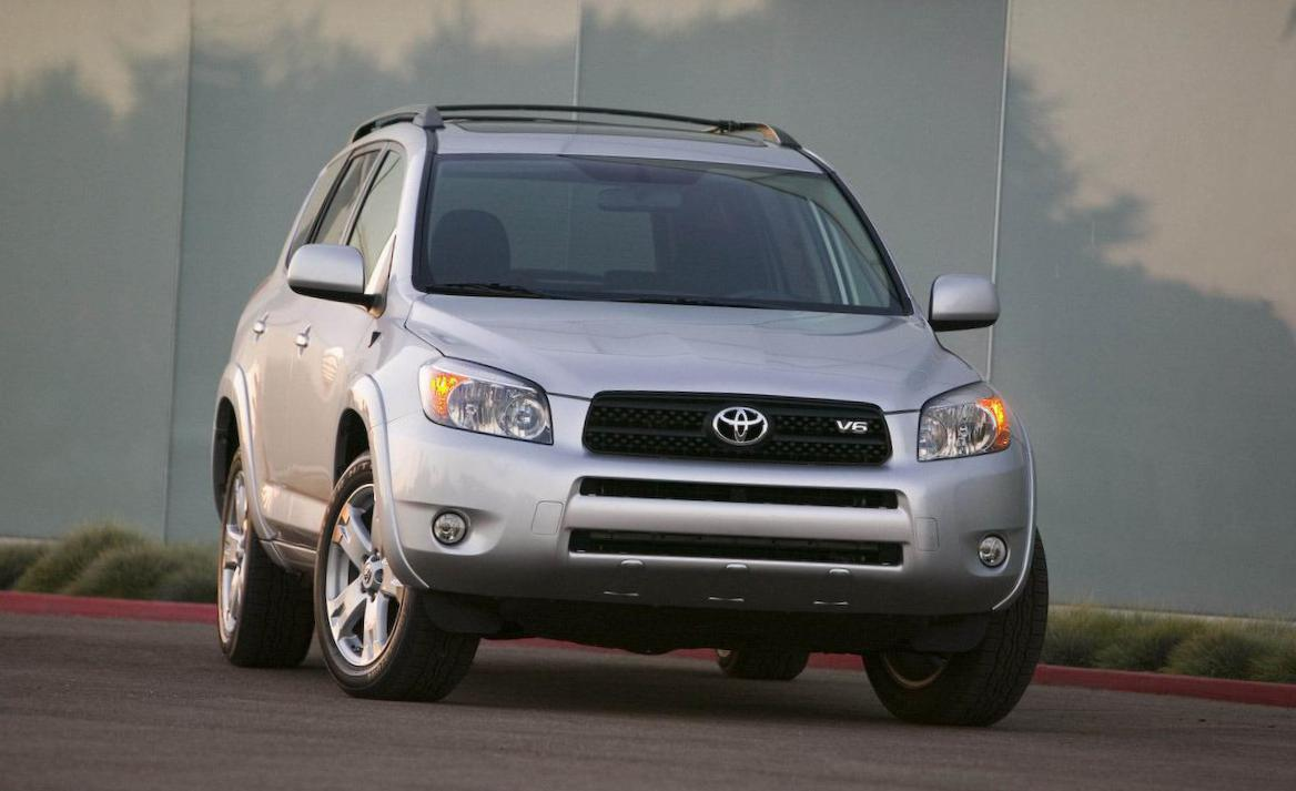 RAV4 Toyota model 2014