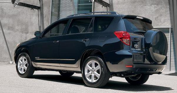 RAV4 Toyota review 2014