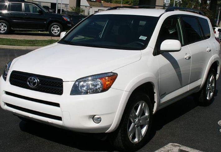 RAV4 Toyota Specification 2008