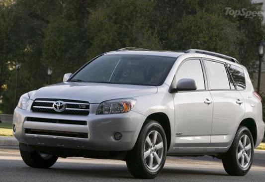 RAV4 Toyota lease sedan
