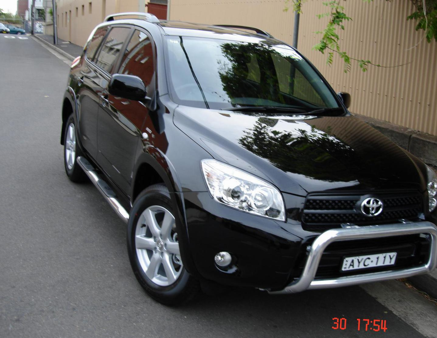 RAV4 Toyota Specifications minivan