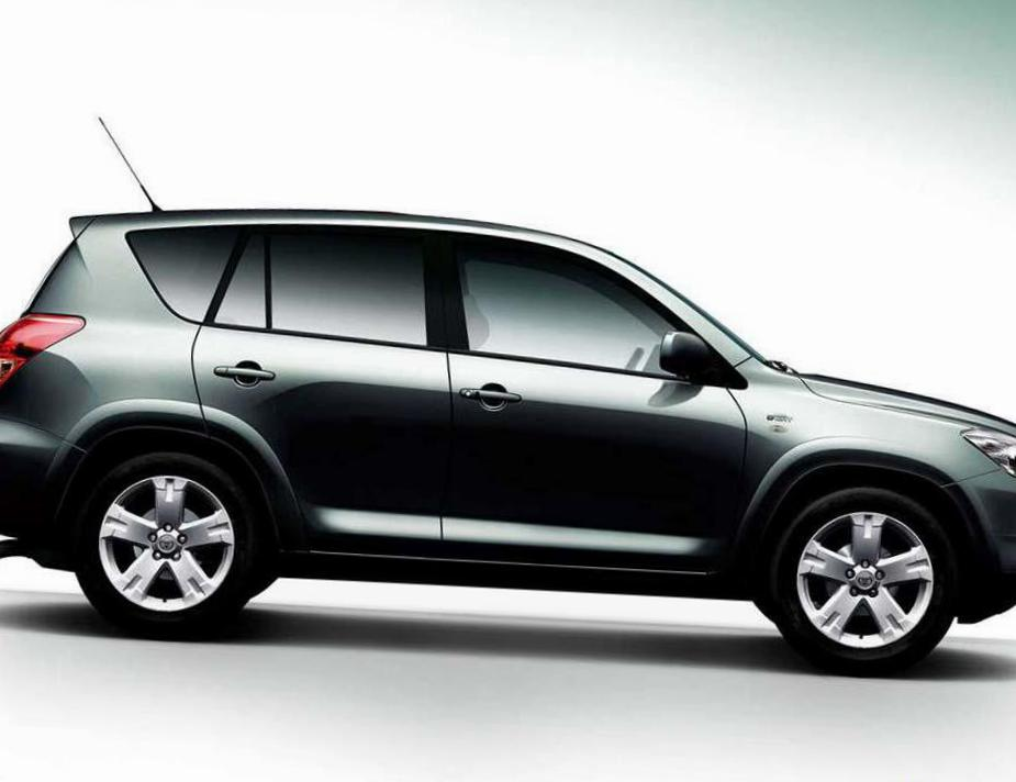 Toyota RAV4 approved 2013