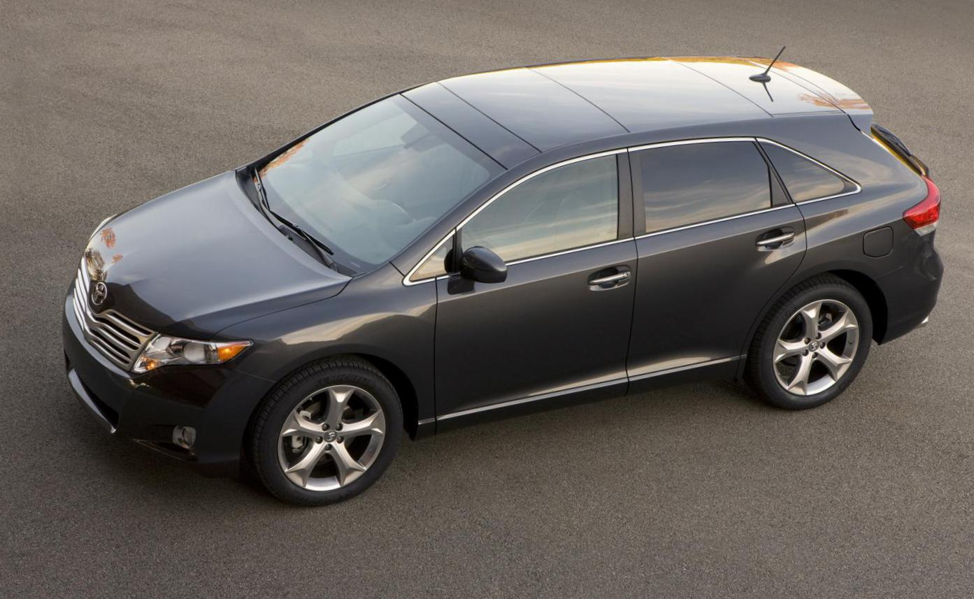 Venza Toyota review 2014