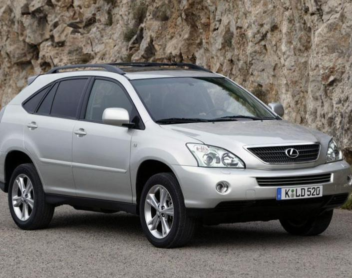 Lexus RX 400h reviews 2015