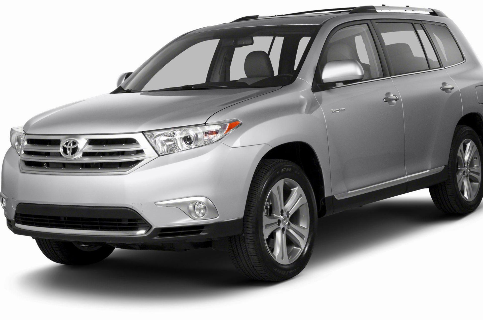 Highlander Toyota review 2011