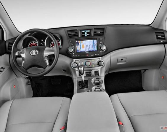 Highlander Toyota Specification 2013