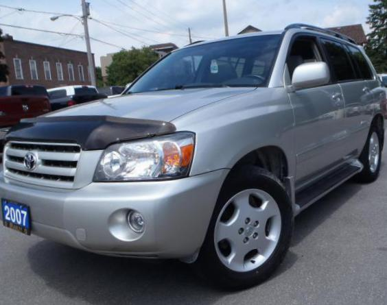 Toyota Highlander for sale 2012