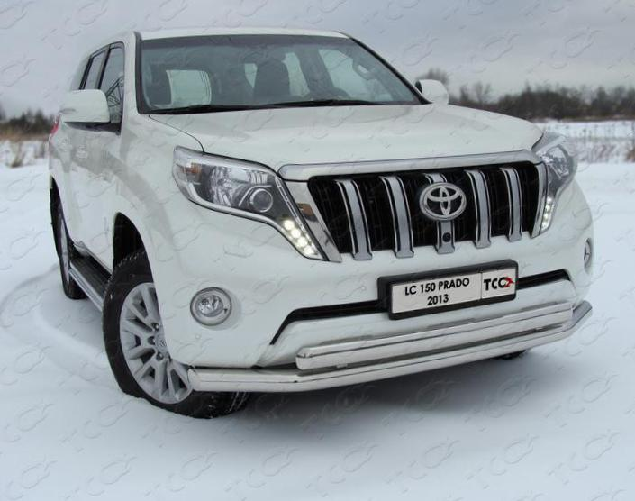 Land Cruiser Prado 150 Toyota configuration hatchback