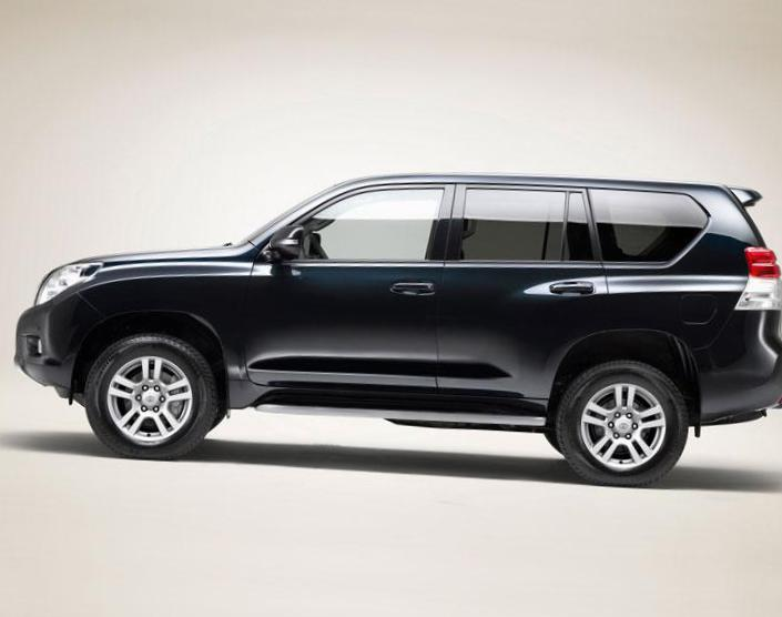 Toyota Land Cruiser Prado 150 reviews 2012