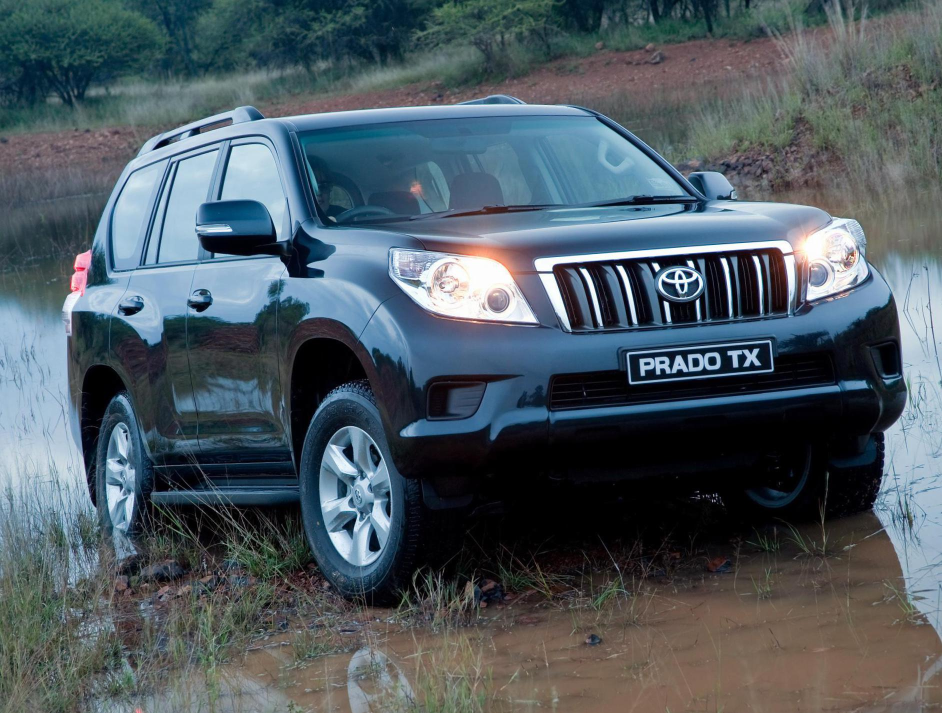Land Cruiser Prado 150 Toyota models 2013