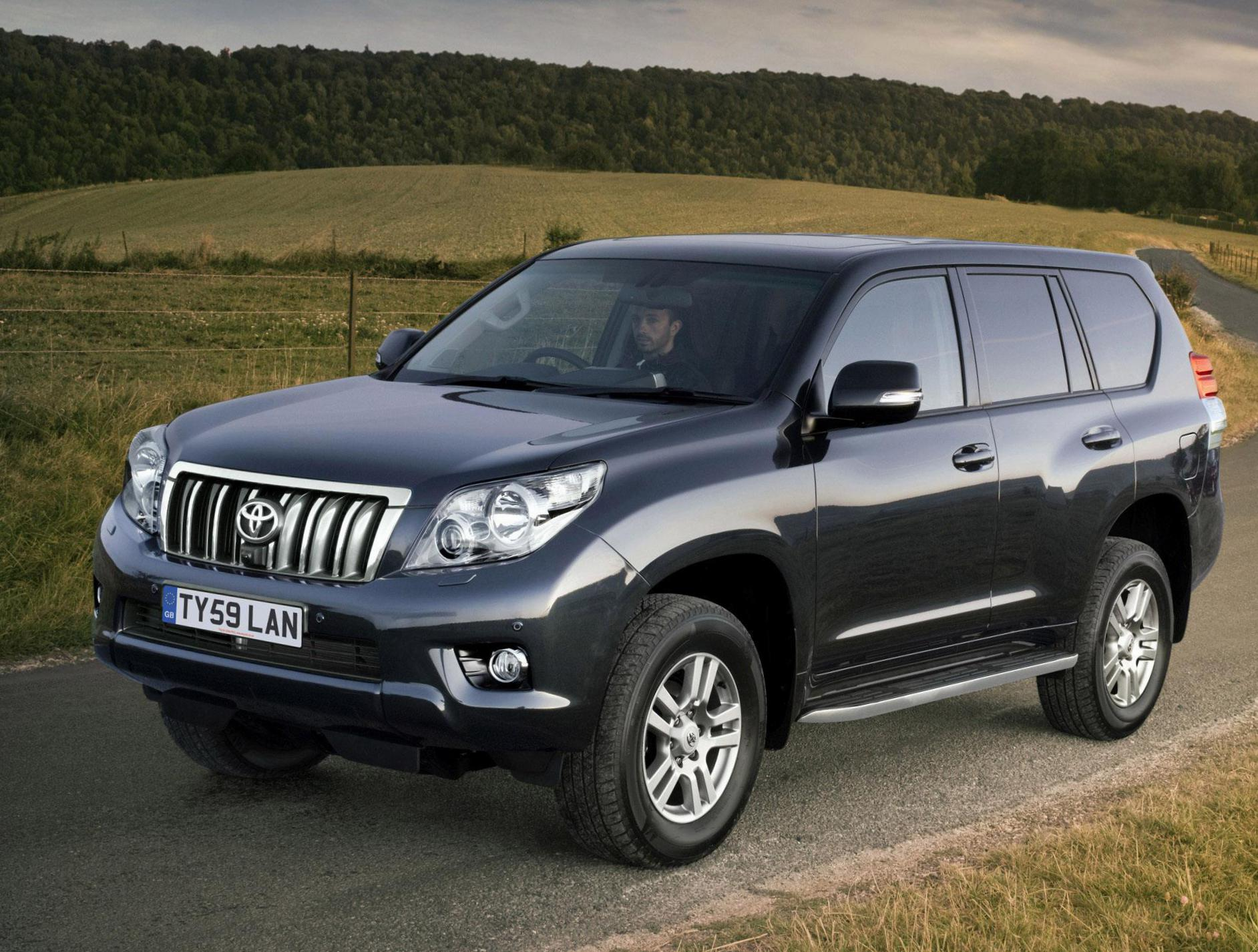 Land Cruiser Prado 150 Toyota prices 2009