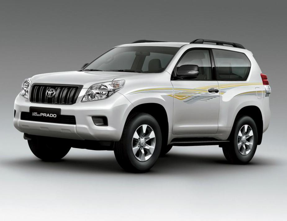 Toyota Land Cruiser Prado 150 approved 2005