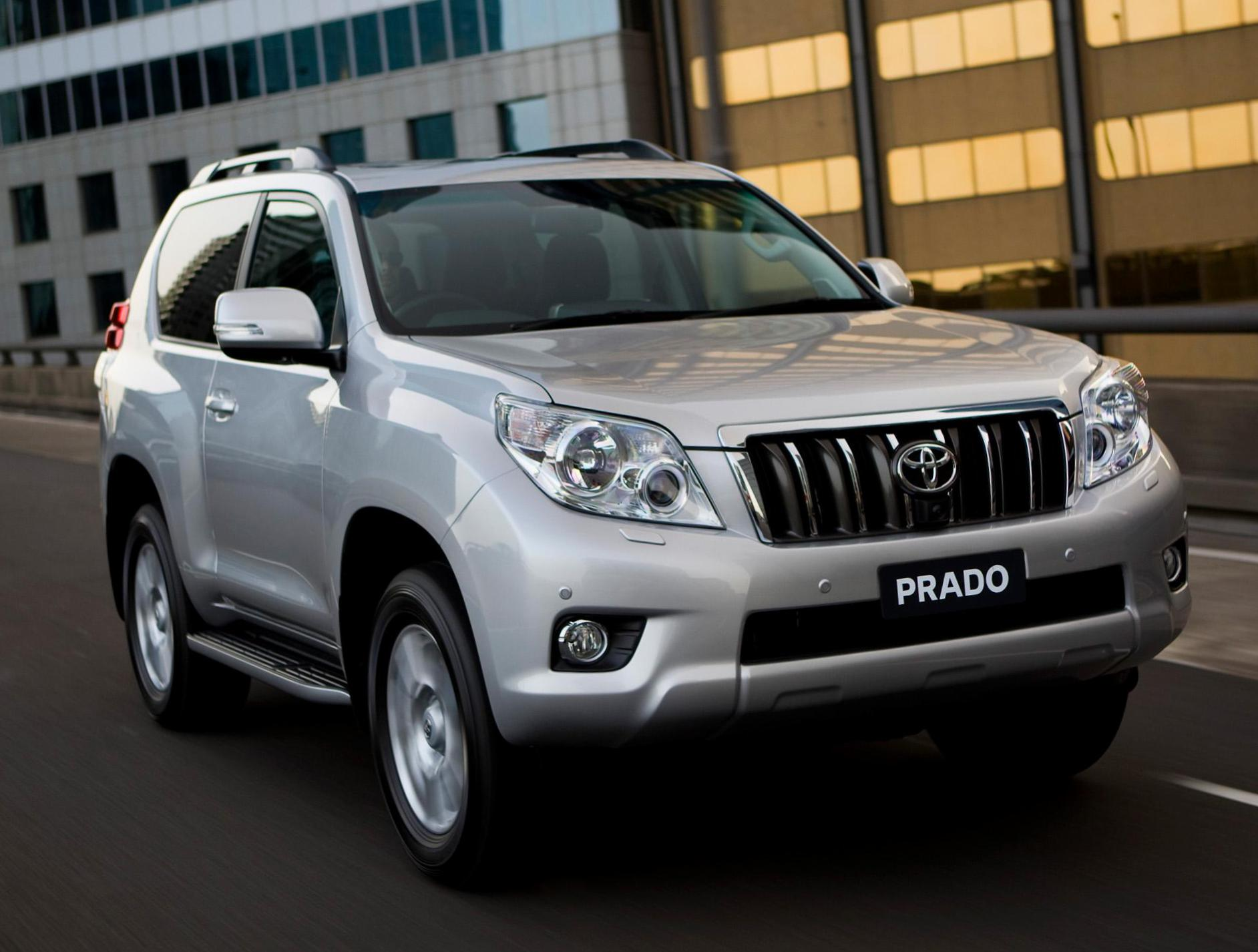 Toyota Land Cruiser Prado 150 parts suv