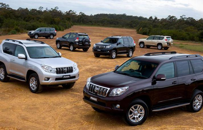 Toyota Land Cruiser Prado 150 review liftback