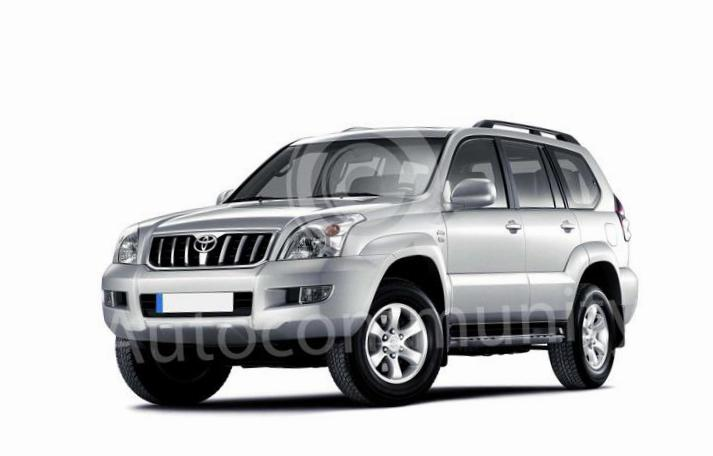 Land Cruiser Prado 120 Toyota Specifications 2015