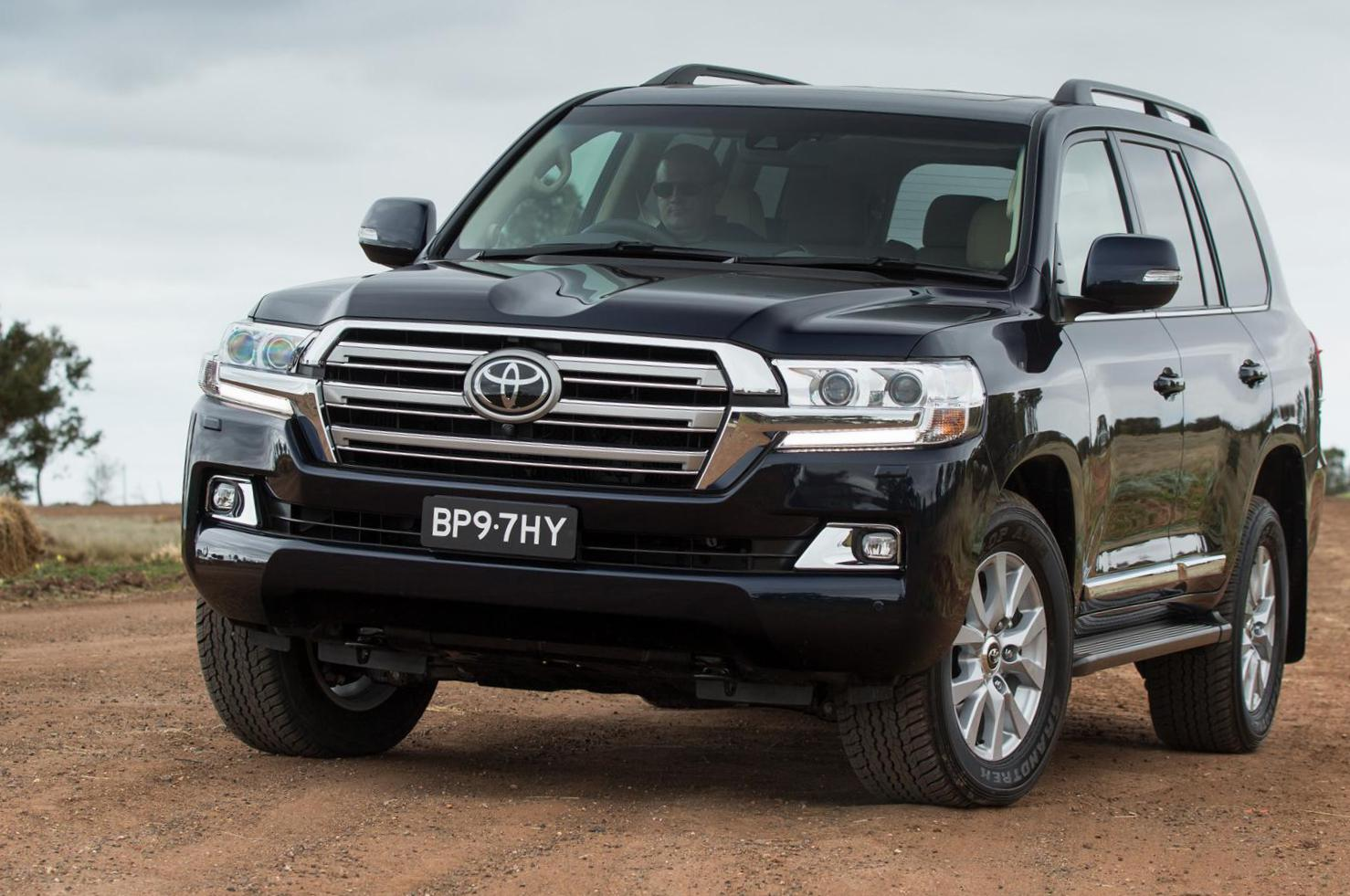 Land Cruiser 200 Toyota lease 2007