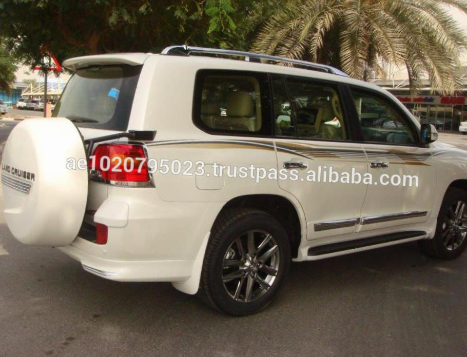 Land Cruiser 200 Toyota new suv