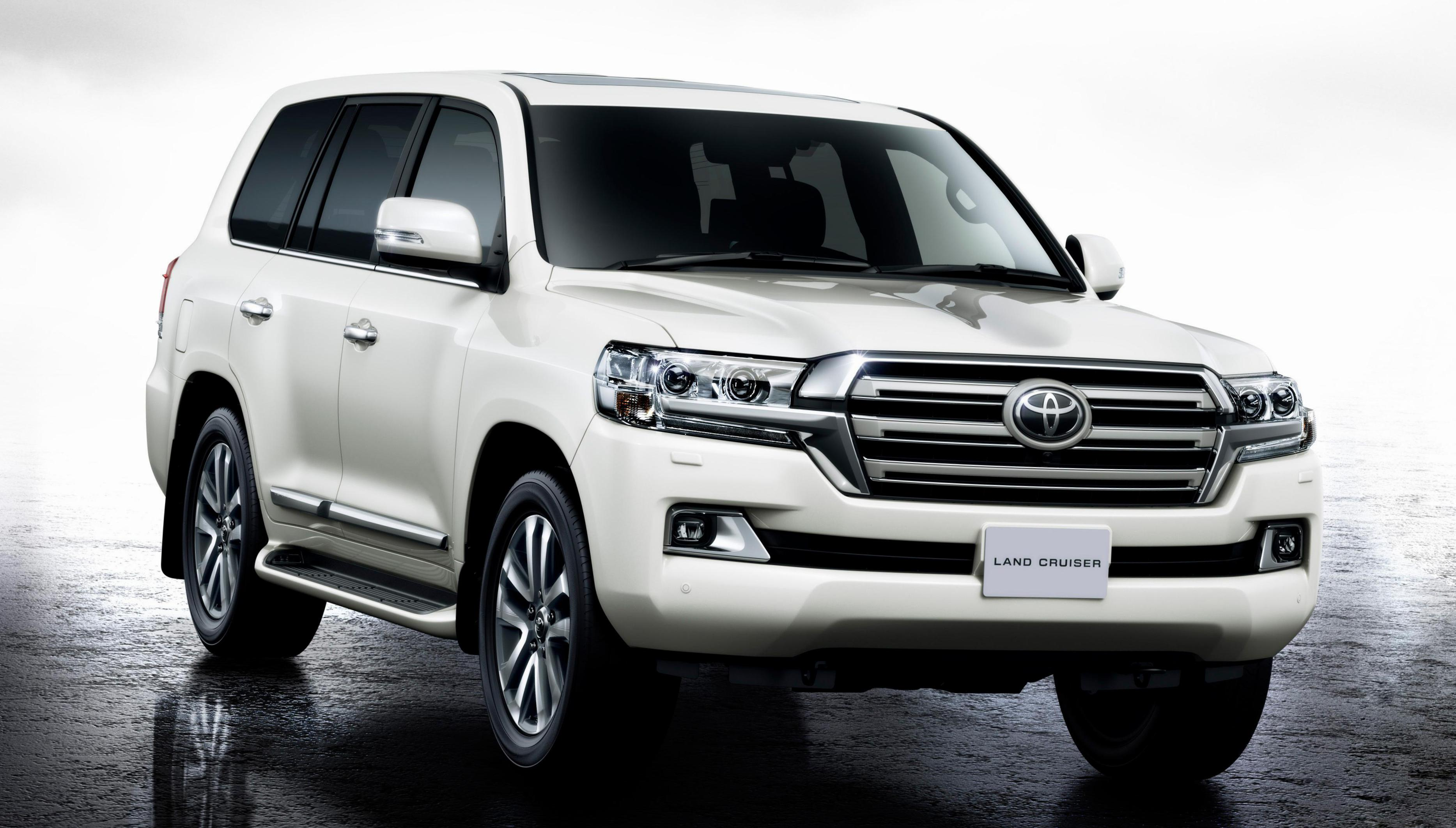 Toyota Land Cruiser 200 parts 2012