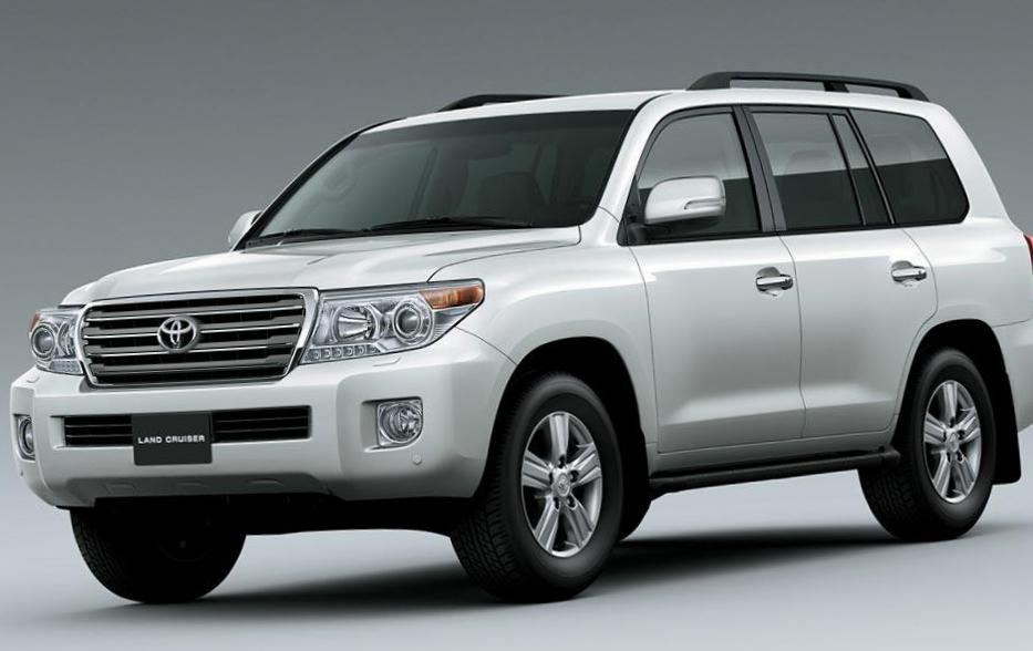 Land Cruiser 200 Toyota lease 2011
