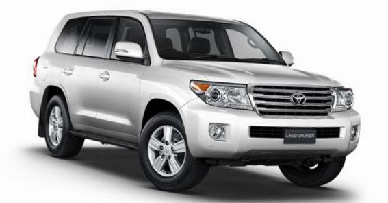Land Cruiser 200 Toyota Specifications hatchback