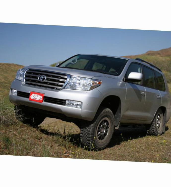 Land Cruiser 200 Toyota approved 2010