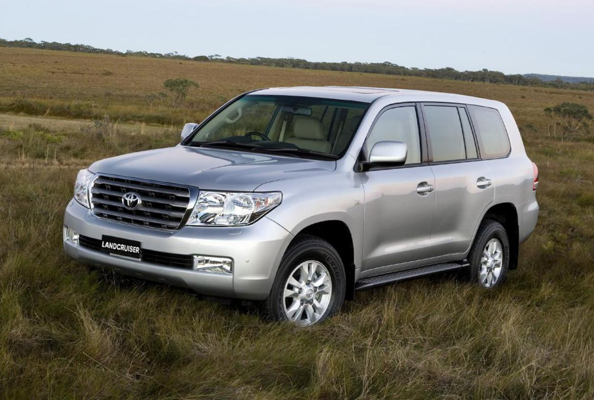 Land Cruiser 200 Toyota specs 2012