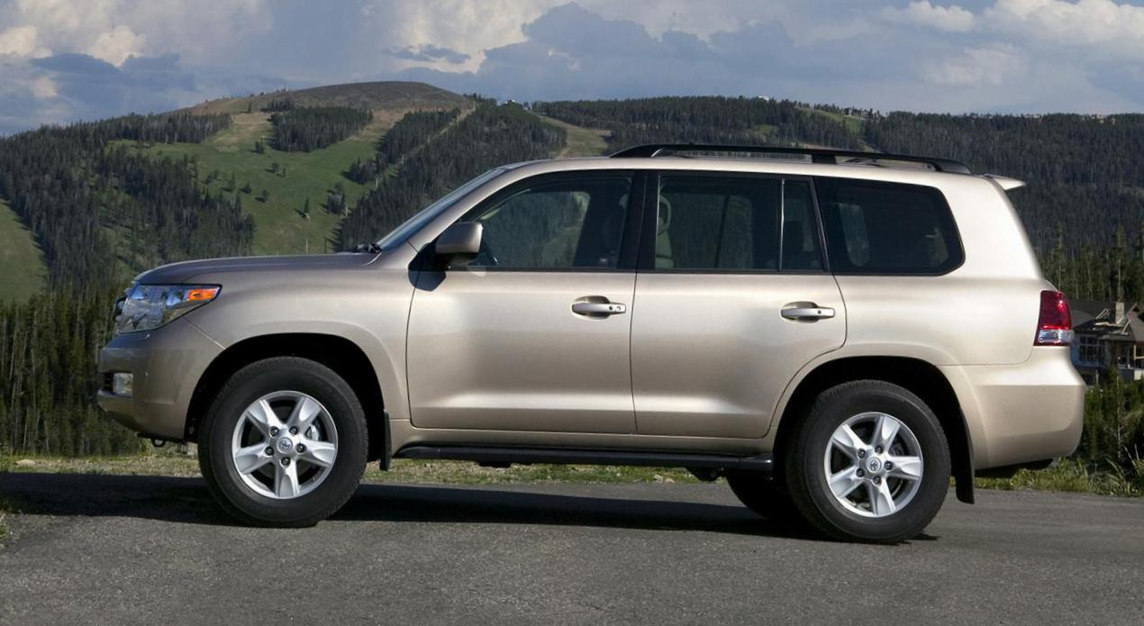 Toyota Land Cruiser 200 lease 2008