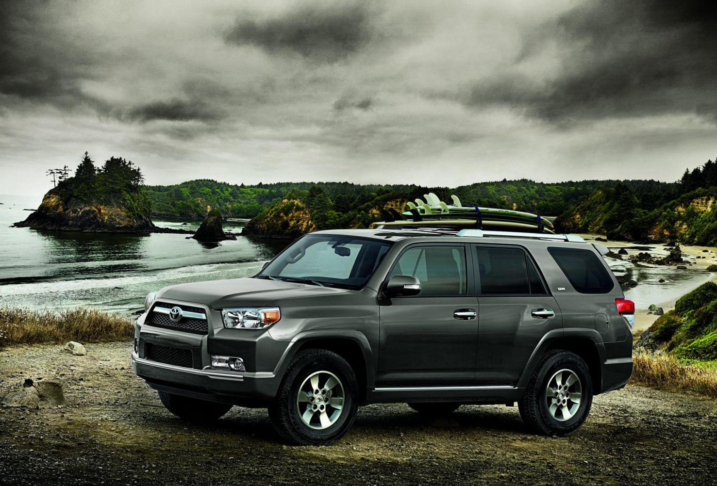 4Runner Toyota approved 2009